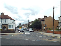 TQ4084 : Boleyn Road, West Ham by Malc McDonald