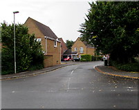 SU5290 : Evenlode Drive, Didcot by Jaggery