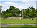 TQ5193 : Village green, Havering-atte-Bower by Robin Webster