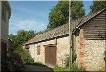 ST6601 : Mill Lane, Cerne Abbas by Derek Harper