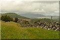 NN6792 : Path in Glen Truim, Cairngorm National Park by Andrew Tryon
