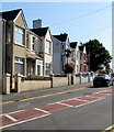 SM9006 : Great North Road semis, Milford Haven by Jaggery