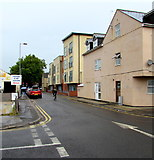 SU1585 : North along Aylesbury Street, Swindon by Jaggery