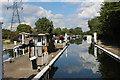 TQ3590 : Stonebridge Locks (2) by Chris Heaton