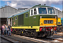 TQ2182 : Old Oak Common open day - 2 September 2017 (10) by The Carlisle Kid