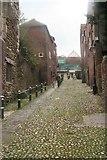 TQ9220 : Cobbled street in Rye by Chris