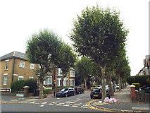 TQ4085 : Norwich Road, near Forest Gate by Malc McDonald