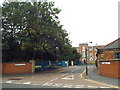 TQ3985 : Magpie Close, near Forest Gate by Malc McDonald