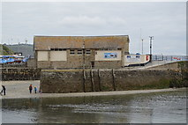SX2553 : Looe lifeboat station by N Chadwick