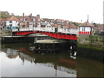 NZ8911 : Whitby Swing Bridge by G Laird