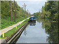 TL3703 : River Lee Navigation at Cheshunt by Marathon