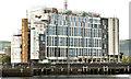 J3474 : The City Quays hotel site, Belfast - September 2017(1) by Albert Bridge
