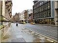 SJ8398 : Princess Street by Gerald England