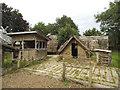 SE6452 : Yorkshire Farming Museum - the Viking village by Stephen Craven