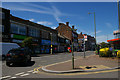 TQ2389 : Hendon: junction of Bell Lane and Brent Street by Christopher Hilton