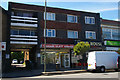 TQ2388 : Hendon: flats over shops, Brent Street by Christopher Hilton