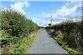 NX4258 : Approaching Carslae Crossing by Billy McCrorie