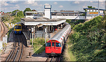 TQ2182 : Trains at Willesden Junction - September 2017 by The Carlisle Kid