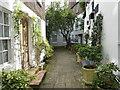 TQ2685 : Golden Yard, Hampstead by Marathon
