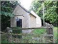 SU3497 : Buckland Telephone Exchange, Oxon by David Hillas