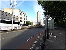 ST5973 : A4044 Bond Street, Bristol by Adrian Cable