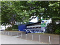 ST5973 : St. James Barton NCP Car Park by Geographer