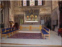 R5757 : The Altar, St Mary's Cathedral by Oliver Dixon