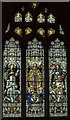 TF2522 : Stained glass window, Ss Mary & Nicholas church, Spalding by Julian P Guffogg