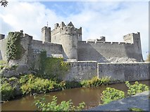 S0524 : Cahir Castle by Oliver Dixon