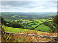 SS6944 : Highley and Holworthy, Parracombe Common, North Devon by Gary Rogers