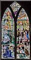 TF2522 : Wisdom & Learning window, Ss Mary & Nicholas church, Spalding by Julian P Guffogg