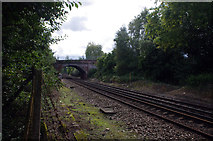 SU9946 : Site of Peasmarsh Junction by Ian Taylor
