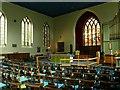 SE1565 : Church of St Cuthbert, Pateley Bridge by Alan Murray-Rust
