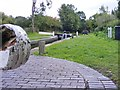 SO8595 : Canal Lock Scene by Gordon Griffiths