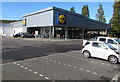 ST1675 : Lidl supermarket, Leckwith, Cardiff by Jaggery