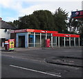 ST1775 : Texaco Car Wash and Jet Wash, Sloper Road, Cardiff by Jaggery