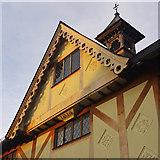 SP7387 : Old Grammar School, Market Harborough by Ian Taylor