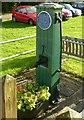 SE2467 : Sawley village pump by Alan Murray-Rust