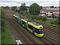 SK5444 : City bound NET tram by David Lally
