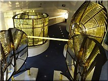 NJ9967 : Optics at the Lighthouse Museum by John M