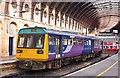 SE5951 : 142036 in York station - September 2017 by The Carlisle Kid