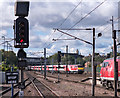 SE5951 : 91115 approaching York station - September 2017 by The Carlisle Kid