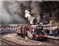 "SE5951 : ""Galatea"" leaving York station - September 2017 : Week 37"