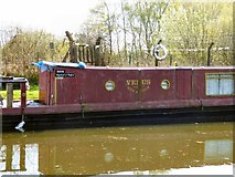SJ7993 : Narrowboat Venus by Gerald England