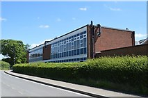 TL5134 : Newport Free Grammar School by N Chadwick