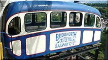 SO7193 : Bridgnorth Cliff Railway by Mark Percy