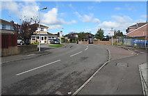 ST1775 : Powderham Drive, Cardiff by Jaggery