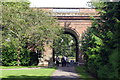 SO5163 : The Triumphal Arch at Berrington Hall by Jeff Buck