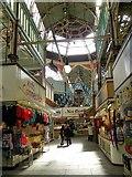 SE0925 : Market Hall interior by Gordon Hatton