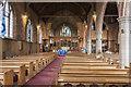TF1963 : Interior, St Peter's church, Woodhall Spa by Julian P Guffogg